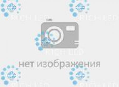 Коннектор универсальный 2 pin, разъем мама, белый